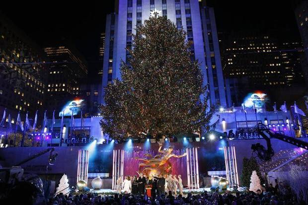 "NBC's ""Christmas in Rockefeller Center"