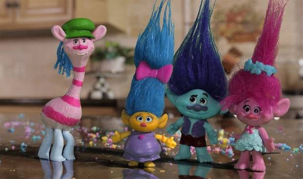 "Local filmmaker Kyle Roberts of Reckless Abandonment Pictures will present a virtual reality experience based on the DreamWorks ""Trolls: Stop Motion"" animated series at the 2019 deadCenter Film Festival. [Image provided]"