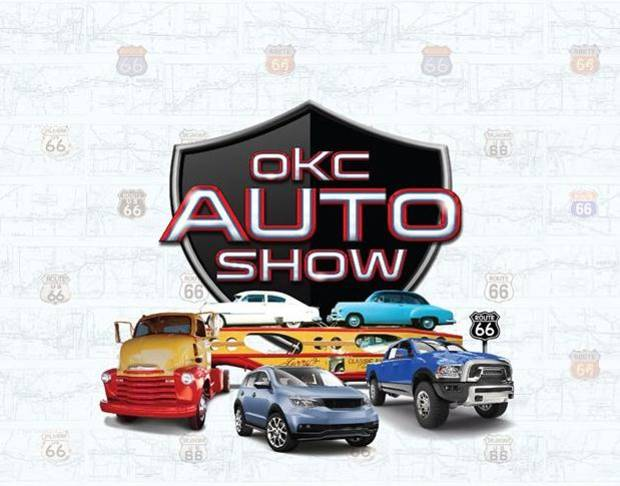 Route 66 road-trip vehicles and much more await visitors at the OKC Auto Show.[PROVIDED]