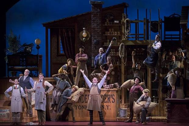 Season preview: OKC Broadway bringing 'Fiddler on the Roof,' 'Hello, Dolly!,'...