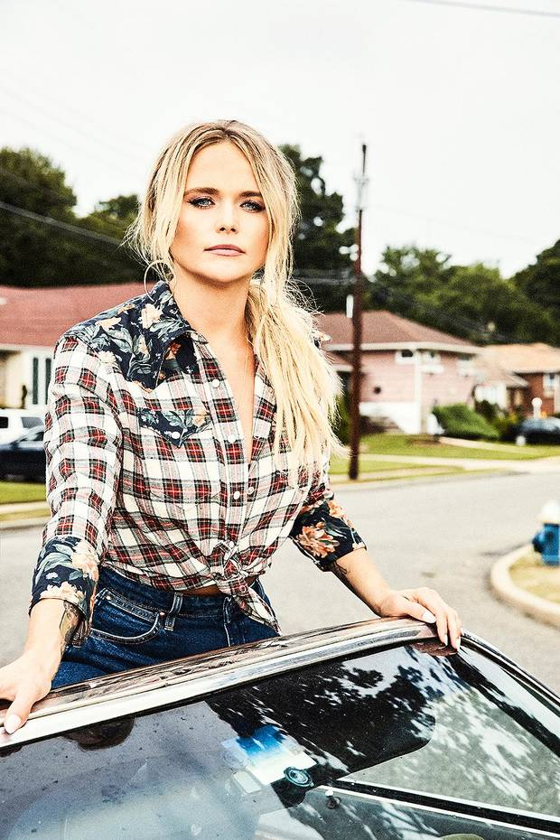 Miranda Lambert [Ellen Von Unwerth photo]