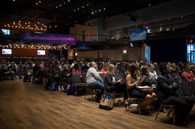 Photo provided by Confluence Conference.