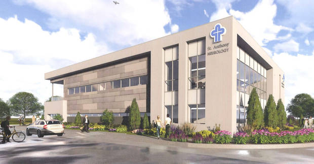 New neurology clinic planned at St. Anthony in Midtown Oklahoma City