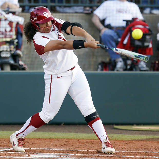Jocelyn Alo named top-3 finalist for NFCA Freshman of the Year