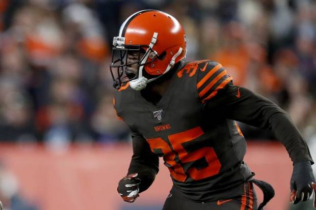 Browns release safety after Twitter rant