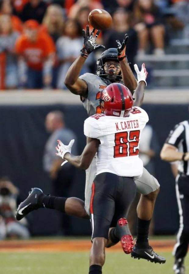 OSU football: With move to cornerback, Jarrick Bernard lost important snaps in spring ball