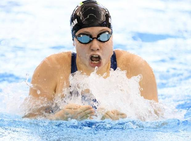 The Oklahoman's 2020 All-City girls swimming roster