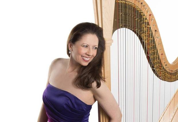 Video: Commissioned by Oklahoma native Yolanda Kondonassis, Jennifer Higdon's 'Concerto for Harp and Orchestra' wins a Grammy Award