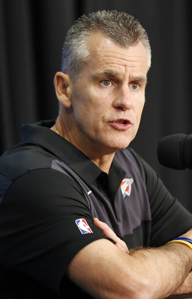 Why this season will define Billy Donovan's future in OKC