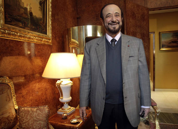 Syrian president's uncle faces Paris money laundering trial