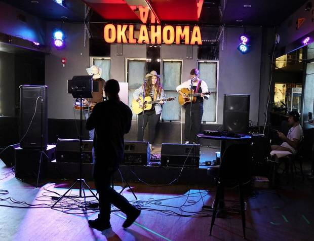 Interviews and video: Oklahoma musicians and venues depend on live-stream concerts during coronavirus pandemic
