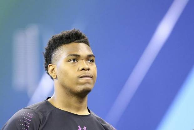 OU football: Opponents still chide Baltimore Ravens' Orlando Brown about NFL scouting combine embarrassment