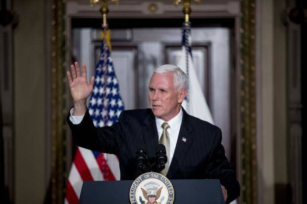 Vice President Mike Pence [AP Photo]