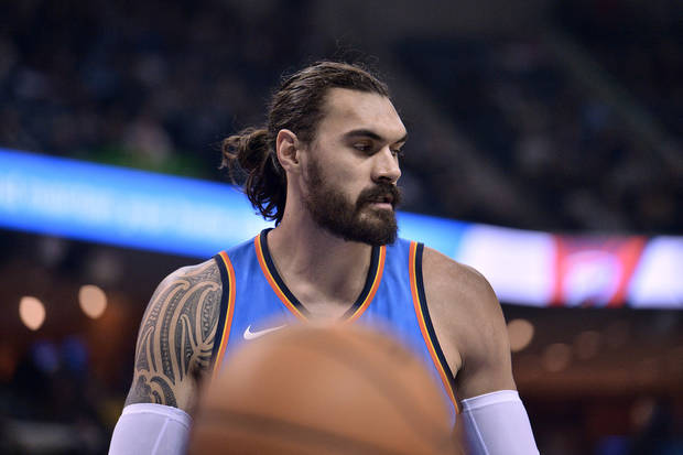 Thunder journal: Steven Adams entered into NBA's concussion protocol