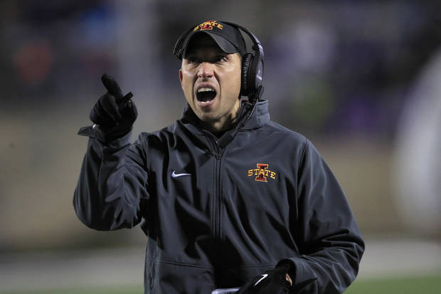 Iowa State coaches salary cut a sign of the times