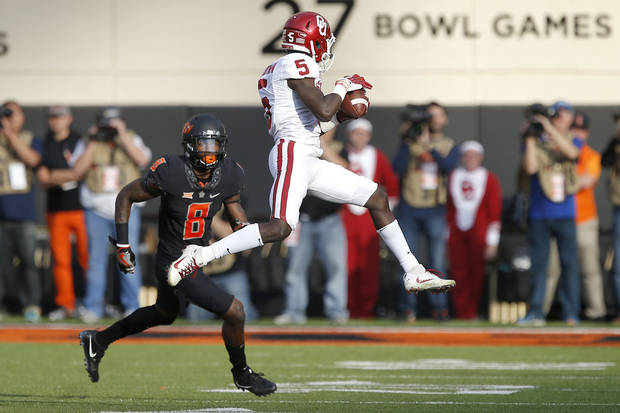 Take the under on OU & OSU win totals