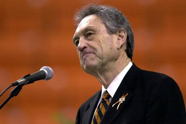 'I've never been more proud of my dad': Eddie Sutton was a rock for OSU after 2001 plane crash