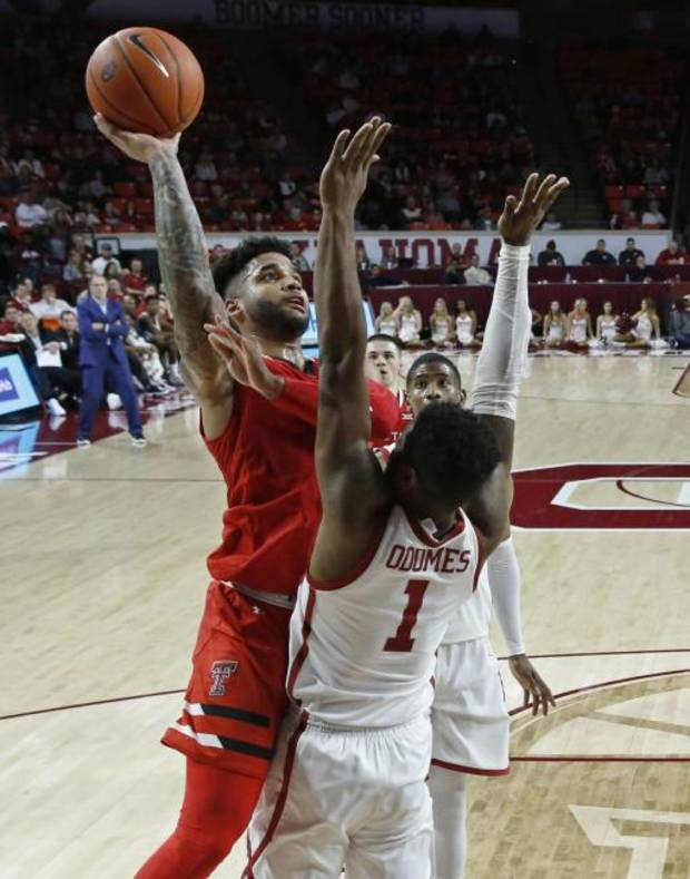 Sooners fall to Texas Tech and remind us that for the second straight year, Lon Kruger's team isn't getting better