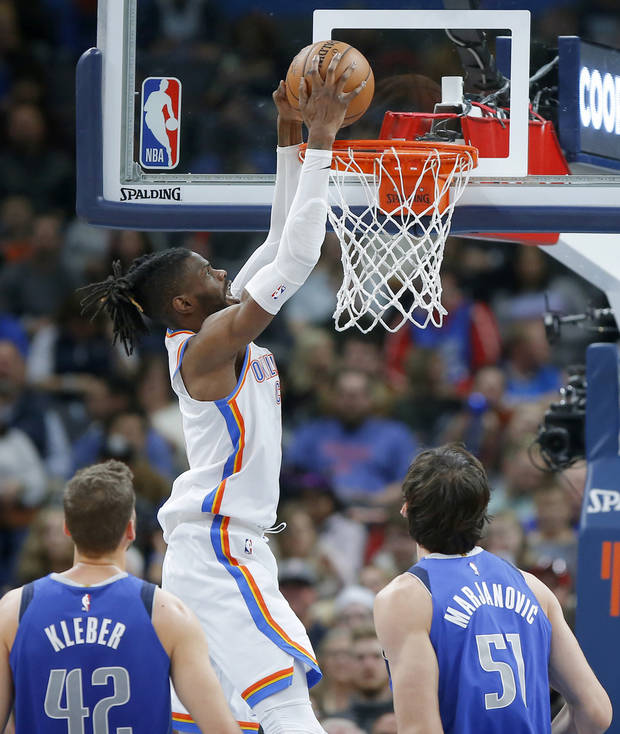 Thunder: Nerlens Noel listed as out against Timberwolves