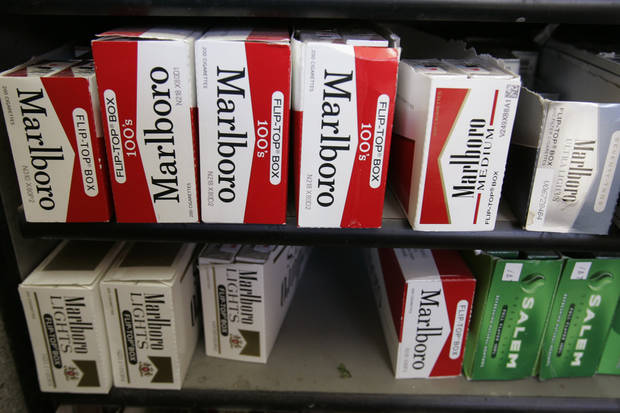 Cigarette 'fee' ruled unconstitutional by Oklahoma Supreme Court