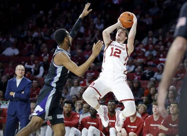 OU at Kansas State men's basketball: How to watch, things to know, projected starters