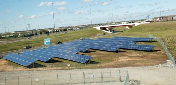 Oklahoma Electric Cooperative and Norman Public Schools approve a deal to bring solar to unused school land