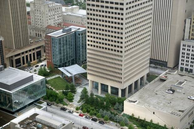 Decision expected soon on whether Sandridge tower will become state office building