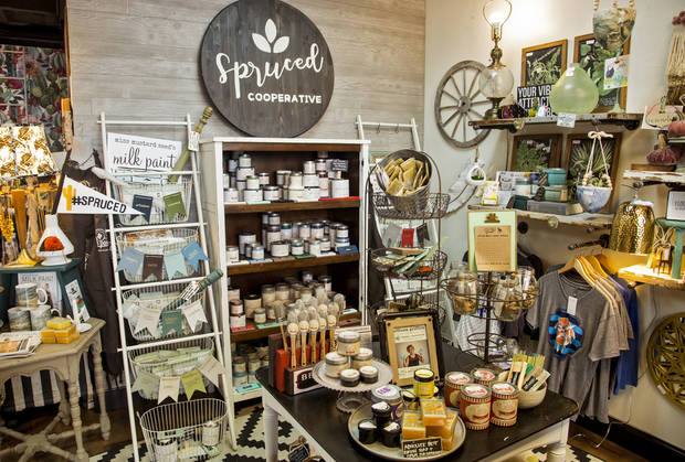 Women spruce up Edmond's retail scene with cooperative venture