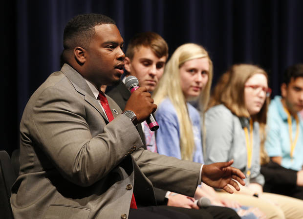 Candid discussion: Oklahoma students give advice to new teachers | The Oklahoman