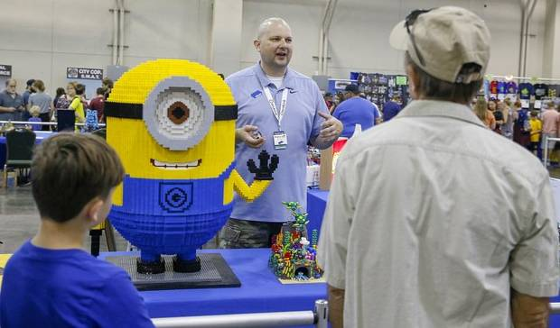 What to do in Oklahoma on July 21, 2019: Check out the LEGO