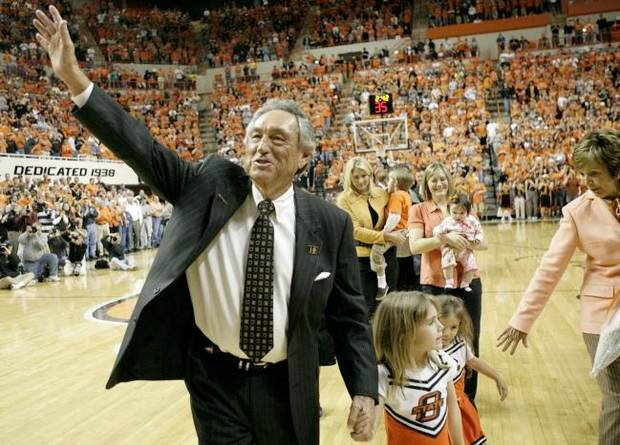 Eddie Sutton's legacy at Oklahoma State: Excellence was possible for Cowboys
