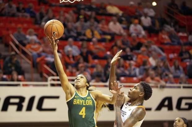 OSU women's basketball: Te'a Cooper helps lead No. 2 Baylor to huge win over Cowgirls