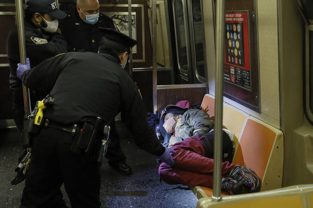 Homeless in NYC: tougher than ever amid COVID-19 pandemic
