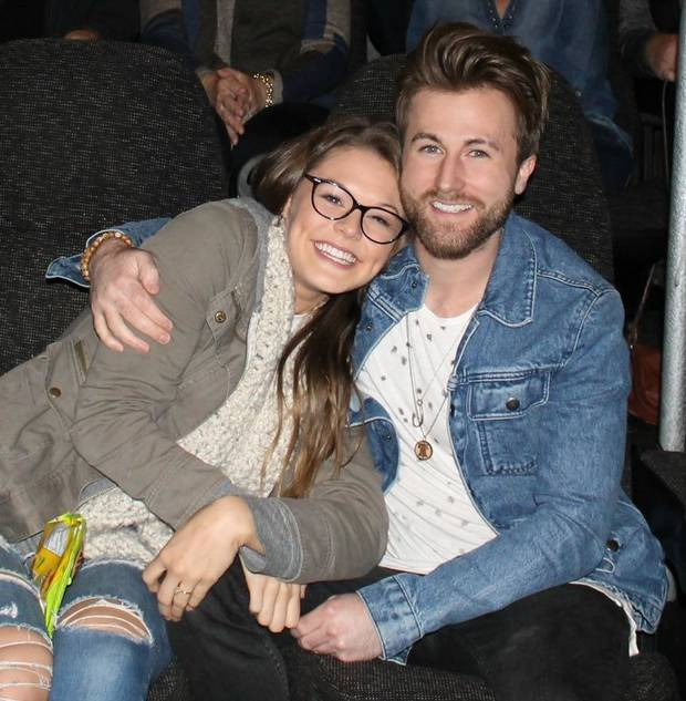 Colton Swon Engaged to 'The Voice' Alumni Caroline Glaser