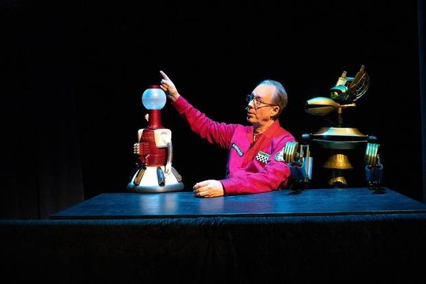Interview: 'MST3K' mastermind Joel Hodgson brings farewell trek to OKC area with 'Mystery Science Theater 3000 Live: The Great Cheesy Movie Circus Tour'