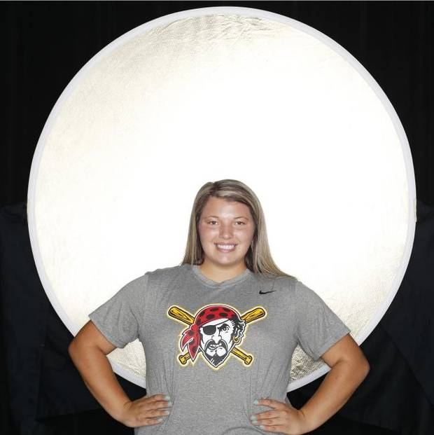 All-City slowpitch softball: Dale's Delanie Manning took place atop slowpitch players across state