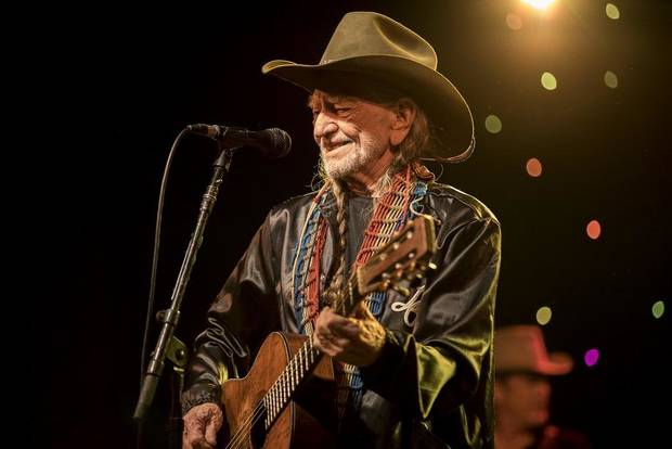 Willie Nelson announces concert at BOK Center in May