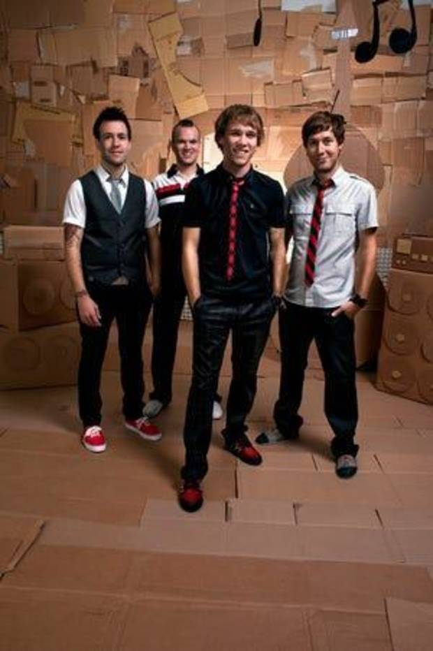 Christian rock band members react: Lead singer of Hawk Nelson reveals he doesn't believe in God