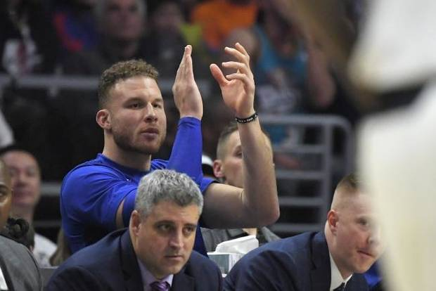 Former Oklahoma star Blake Griffin to donate $100,000 for Detroit Pistons arena workers