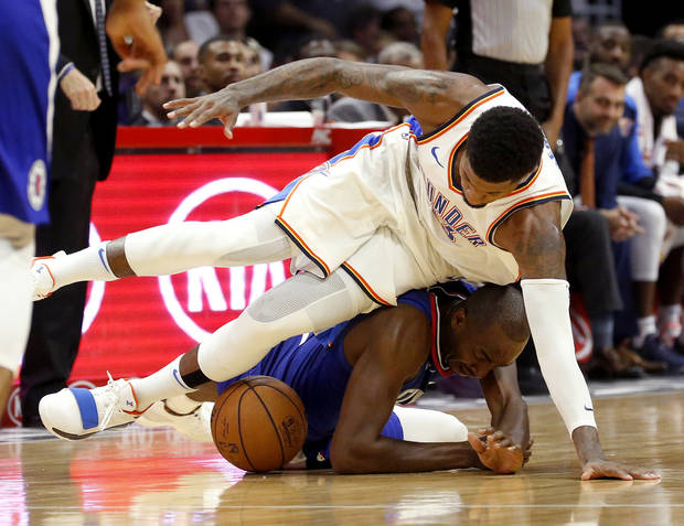 Thunder Buddies podcast  Talking Thunder-Clippers with Dan Woike of ... 13abe1ef4