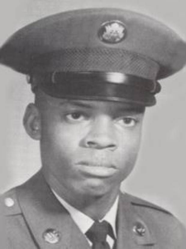 Army Pfc. Jesse Dowling of Lawton was killed in Vietnam in 1969. He had been among the final two photos needed for the Wall of Faces project.