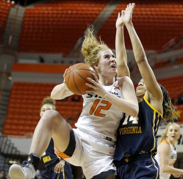 OSU at Tulsa women's basketball: Tip time, starting lineups, three things to know