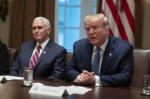 Trump, Dems in tentative deal on new trade pact