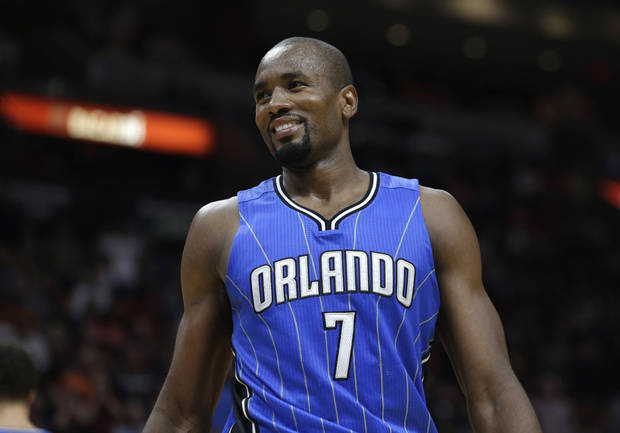 Serge Ibaka Traded to Raptors
