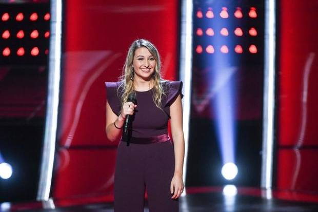 Third time's the charm for Oklahoma singer Kailey Abel on 'The Voice'
