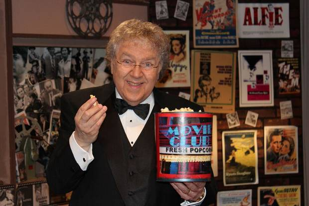 "B.J. Wexler, longtime host of the ""OETA Movie Club,"" died Feb. 10. he was 83. [Photo provided]"