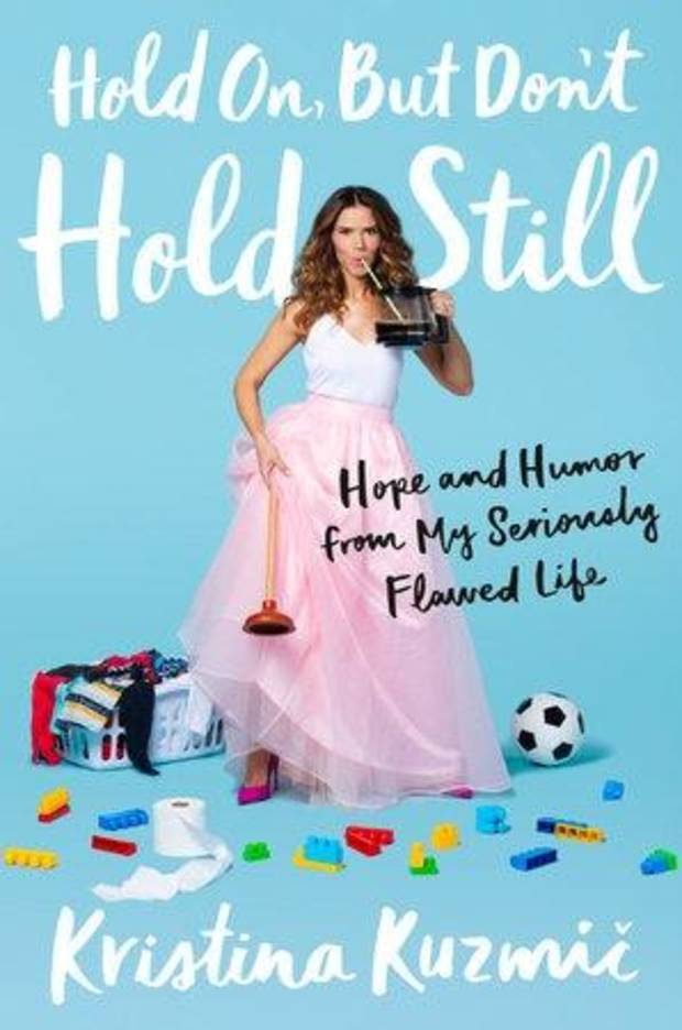Book review: You'll want to 'Hold On' to this book
