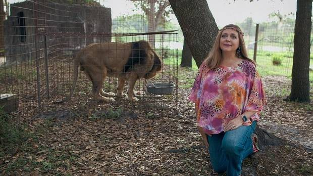 Interview: 'Tiger King' co-director Rebecca Chaiklin talks Joe Exotic, Carole Baskin, Oklahoma impressions and more