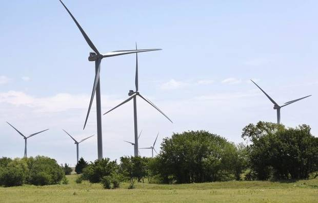 Public Service Co. of Oklahoma gets recommended approval of its plan to add wind power