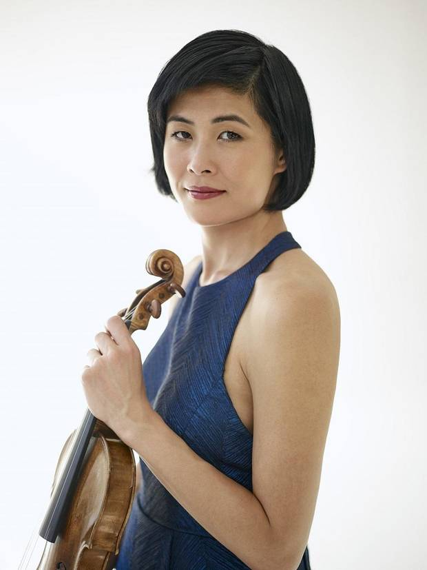 Jennifer Koh [Juergen Frank photo]